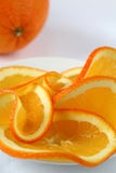 Orange slices Stock Photos