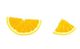 Orange slices Royalty Free Stock Image