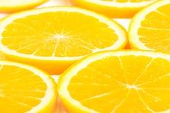 Orange slices background Royalty Free Stock Images