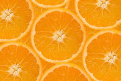 Orange slices background Royalty Free Stock Photos