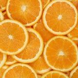 Orange slices background Royalty Free Stock Photography