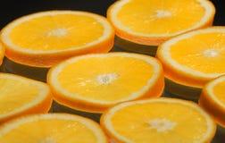 Orange slices Royalty Free Stock Photography