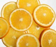 Orange slices Stock Image