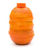 Orange slices stack up Royalty Free Stock Image