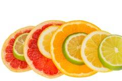 Orange slices Royalty Free Stock Photo
