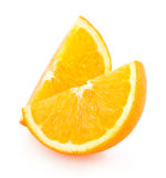 Orange slices Stock Image