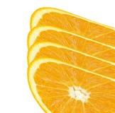 Orange slince Stockfoto