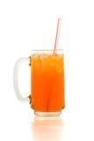 Orange Soda Stock Image
