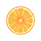 Orange Sonne Lizenzfreies Stockbild