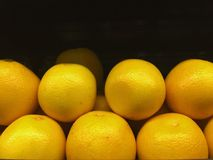 Orange. Sour acidic tart nature fruit Royalty Free Stock Photography