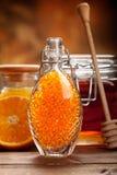 Orange Spa Stock Photography