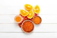 orange spa Στοκ Εικόνα