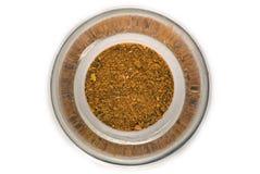 Orange spice Stock Images