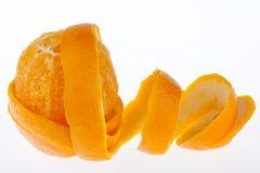 Orange spin 2 Stock Photo