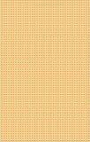 Orange Spitzehintergrund Lizenzfreie Stockfotografie