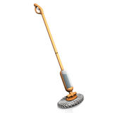 Orange spray mop Royalty Free Stock Photos