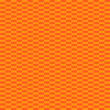 Orange square abstract background Royalty Free Stock Photography