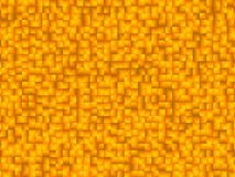 Orange square background pattern with gradated tones. A colorful background comprised of varying tones and shades of orange in a repeating square pattern Royalty Free Stock Image