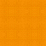 Orange Squares Modern Seamless Pattern. Royalty Free Stock Photography