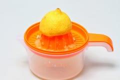Orange squeezer Stock Photos