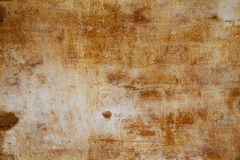 Orange Stained Wall Background Texture Stock Photography