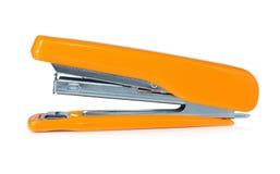Orange Stapler Stock Images
