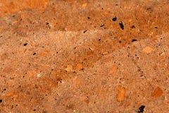 orange stentextur Royaltyfria Bilder