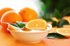 Orange Still Life Stock Photos