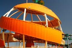 Orange Stinger Stock Image