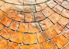 Free Orange Stone Block Pavement Texture Stock Photo - 49263600