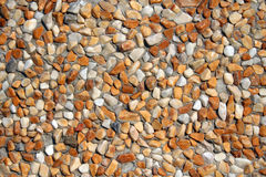 Orange stones Stock Photography