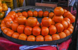 Orange at store in India. Orange for sale at store in India Stock Photography