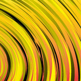 Orange stripe background.For art texture or web design and verti Stock Photography