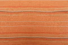 Orange striped texture Stock Photos