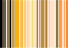 Orange stripes Royalty Free Stock Photos