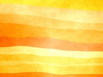 Orange Stripes Royalty Free Stock Image