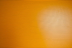 Orange stripes background Royalty Free Stock Images
