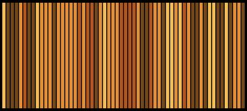 Orange stripes bars design background beautiful wallpaper.  Royalty Free Stock Photos