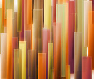 Orange Strips Abstract Background. Image Royalty Free Stock Image