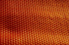 Orange structure Royalty Free Stock Photos