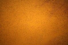 Orange strukturierter Hintergrund   Stockbild
