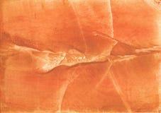 Orange suddig vattenfärgmodell Fotografering för Bildbyråer