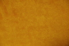 Orange suede background Stock Photos