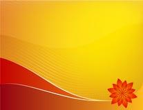 Free Orange Summer Background: Royalty Free Stock Photo - 6757215