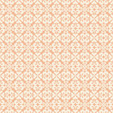 Orange swirl repeatable seamless pattern Stock Photography
