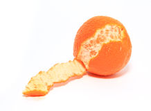 Orange tangerine Royalty Free Stock Photos
