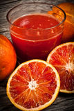 Orange tarot Stock Photography