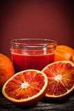Orange tarot Royalty Free Stock Photos