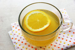 Orange tea Royalty Free Stock Photos