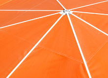 Orange tent Stock Images